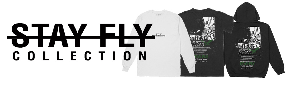 Rodney McLeods Stay Fly Collection